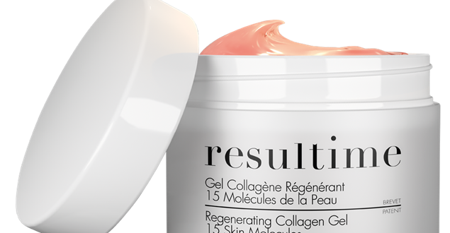 resultime gel collagene