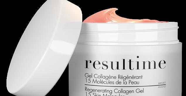 resultime gel collagene